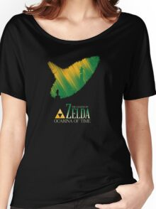 The legend of zelda ocarina of time Women's Relaxed Fit T-Shirt