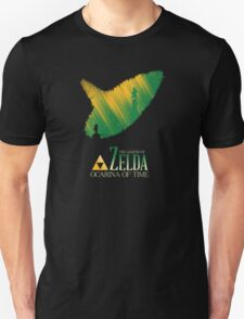 The legend of zelda ocarina of time Unisex T-Shirt