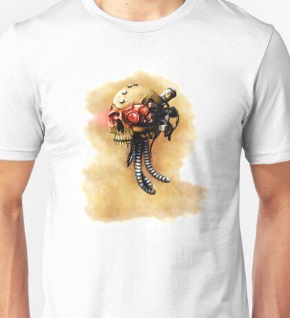 Maniacal Skull  Unisex T-Shirt