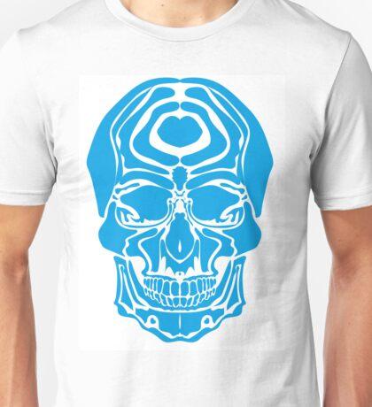 stylized skull of people   Unisex T-Shirt