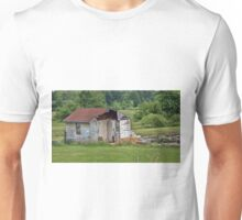 Demolition underway Unisex T-Shirt