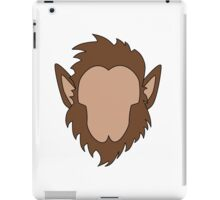 Werewolf Halloween Monster iPad Case/Skin