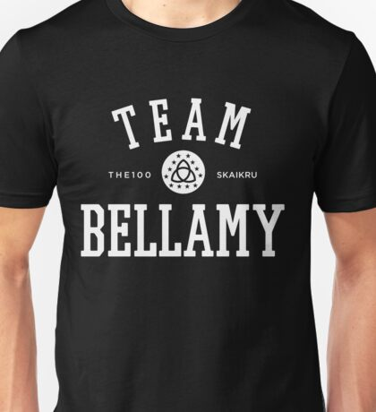 TEAM BELLAMY Unisex T-Shirt