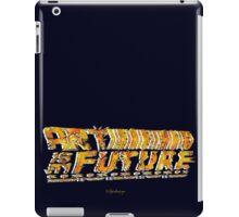 Art is my Future -Yellow iPad Case/Skin