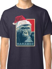 Harambe - Christmas Holidays Classic T-Shirt