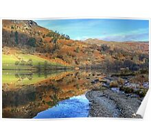 Rydal Water In November Poster
