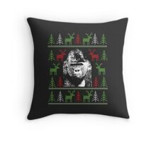 Harambe - Christmas Throw Pillow