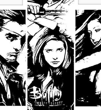 B&W BtVS Trio Sticker