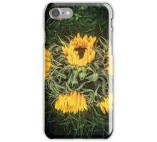Sunny Sunflowers iPhone Case/Skin