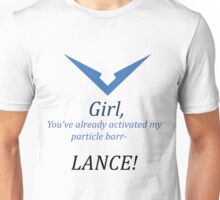 Typical Lance Unisex T-Shirt