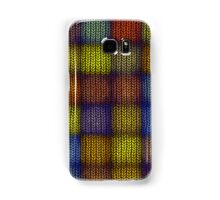 Seamless knitted pattern  Samsung Galaxy Case/Skin