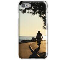 Stanley Park sunset iPhone Case/Skin