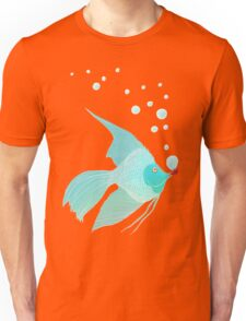 Bubble Fish Red Pipe T-Shirt