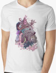 Forest Warden Mens V-Neck T-Shirt
