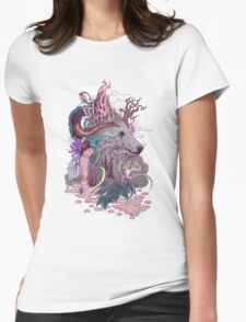 Forest Warden Womens Fitted T-Shirt