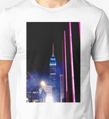 Empire State Building NYC Unisex T-Shirt