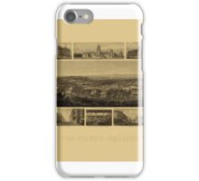 San Francisco 1875 iPhone Case/Skin