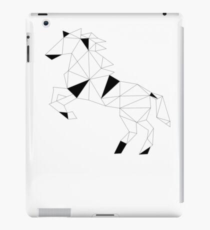 wire horse iPad Case/Skin