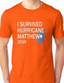 Hurricane Matthew 2016 Unisex T-Shirt