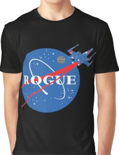 NASA Rogue Graphic T-Shirt