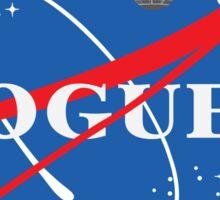 NASA Rogue Sticker