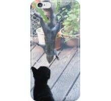 Henry and the Cat iPhone Case/Skin