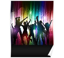 Dance Party Fun  Poster