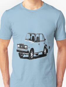 Russian Wheels  T-Shirt