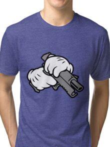 Go For Your Guns Tri-blend T-Shirt