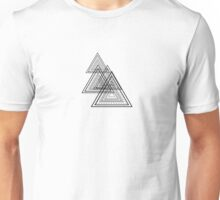 The pyramid Complex Unisex T-Shirt