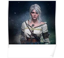 The Witcher 3: Ciri  Poster