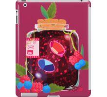 Crystal Jams - Garnet iPad Case/Skin