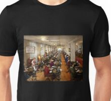 Accountant - The enumeration division 1924 Unisex T-Shirt