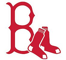 Red Sox Photographic Print