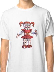 Baby - Five Nights At Freddys Sister Location  Classic T-Shirt