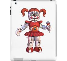 Baby - Five Nights At Freddys Sister Location  iPad Case/Skin