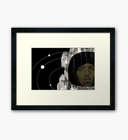 2013: A Space OG  Framed Print