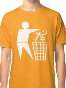 No religion Classic T-Shirt