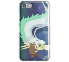 Spirited Away - Chihiro and Haku iPhone Case/Skin