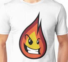 Flame - Cute Monster Unisex T-Shirt