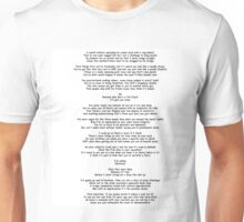Dan's Diss Track Unisex T-Shirt
