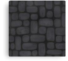 Stone Brick Canvas Print