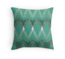 MCM Arrow from The Other Side Throw Pillow