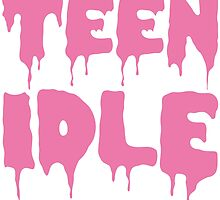 Marina and The Diamonds - Teen Idle (Pink) by elecxra