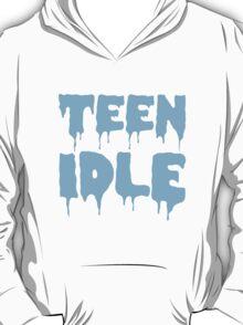Marina and The Diamonds - Teen Idle (Blue) T-Shirt
