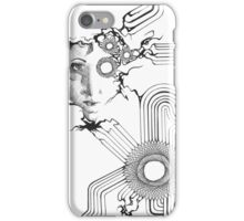 Controlled By The Machine iPhone Case/Skin