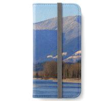 River wander iPhone Wallet/Case/Skin