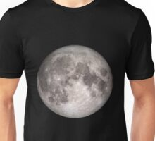 Moon BIG (see also: small) Unisex T-Shirt