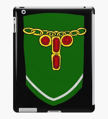 Dick Elder Ross iPad Case/Skin