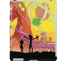 Interdimensional Rick and Morty iPad Case/Skin